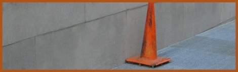 Orange_caution cone_2012-07-31