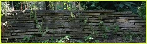 green_stone wall