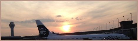 pink_sunset airport