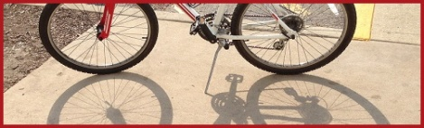 red_bike wheels